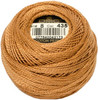 DMC 435 Very Light Brown Perle Cotton Embroidery Thread Size 8