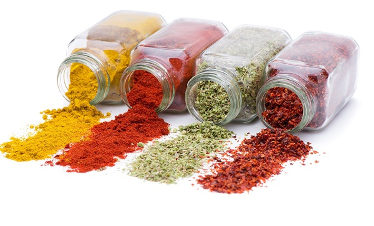 Nakpunar wholesale glass spice jars