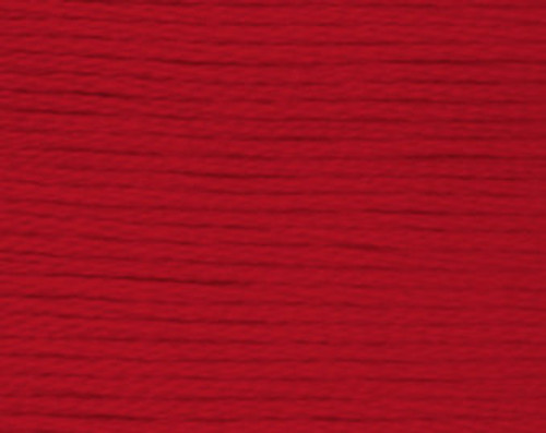 DMC Pearl Cotton Thread Ball | Size 5 | 498 Dk Red by Nakpunar.