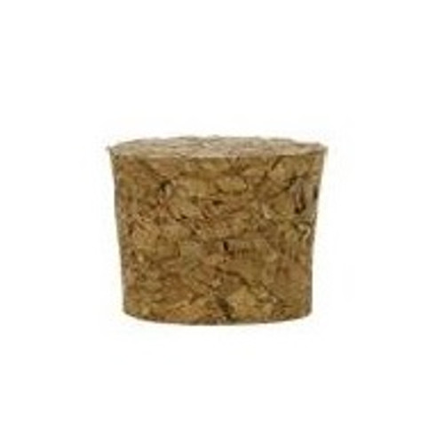 Size #18 Agglomerated Cork Stopper