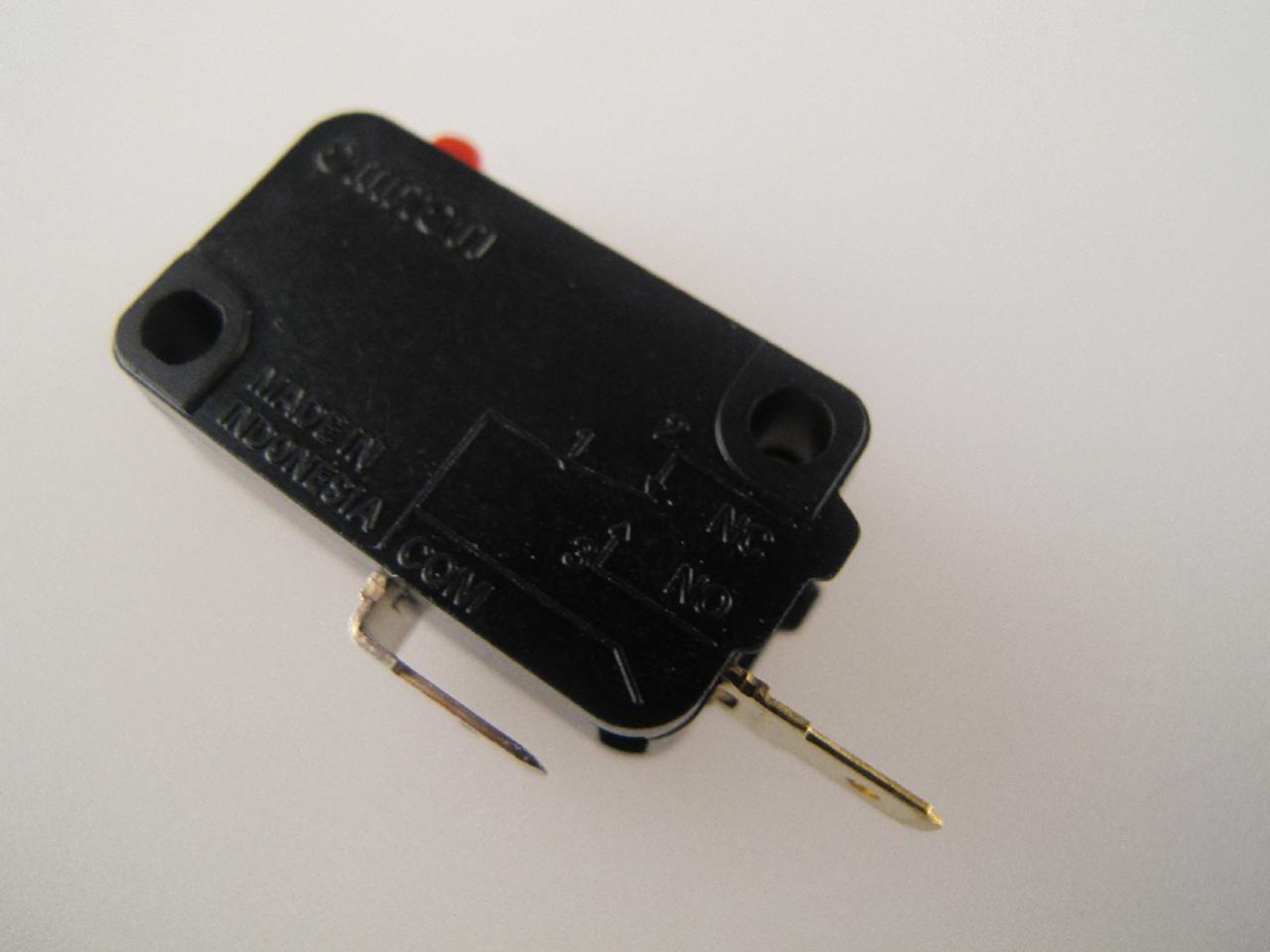 Panasonic Inverter Microwave Door Primary Latch Switch