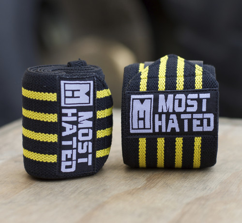 Rebel Wrist Wraps YW