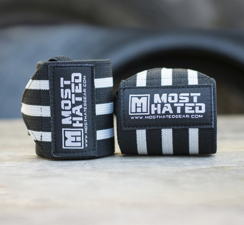 Power Wrist Wraps BKW
