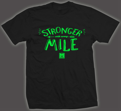 STRONGER BY THE MILE