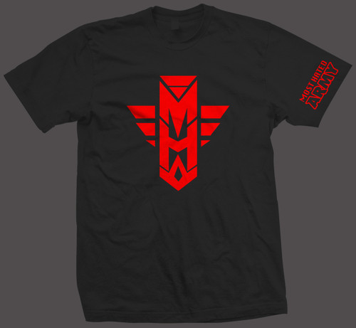 ...MH ARMY LOGO RED
