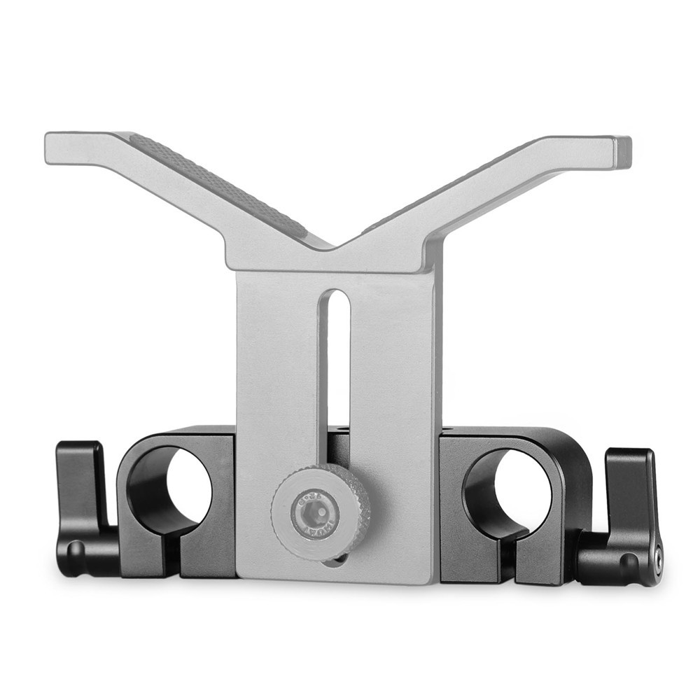 SmallRig New RailBlock with Double 15mm Rod Clamp 840