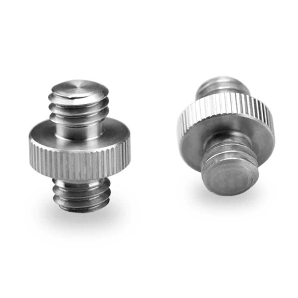 SmallRig Double Head Stud 2pcs pack with 38 to 38 thread 1065