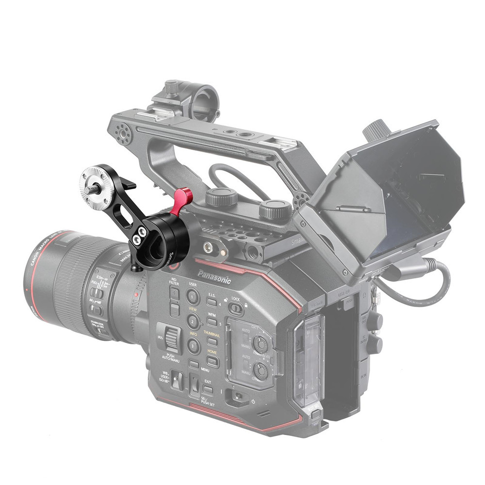 SmallRig EVF Mount with NATO Clamp and Arri Rosette 1583