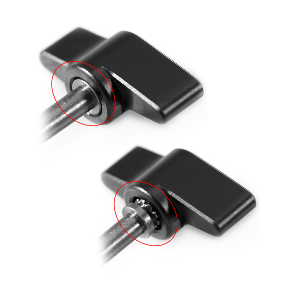 SMALLRIG Ratchet Wing Nut with M6 Thread 1599