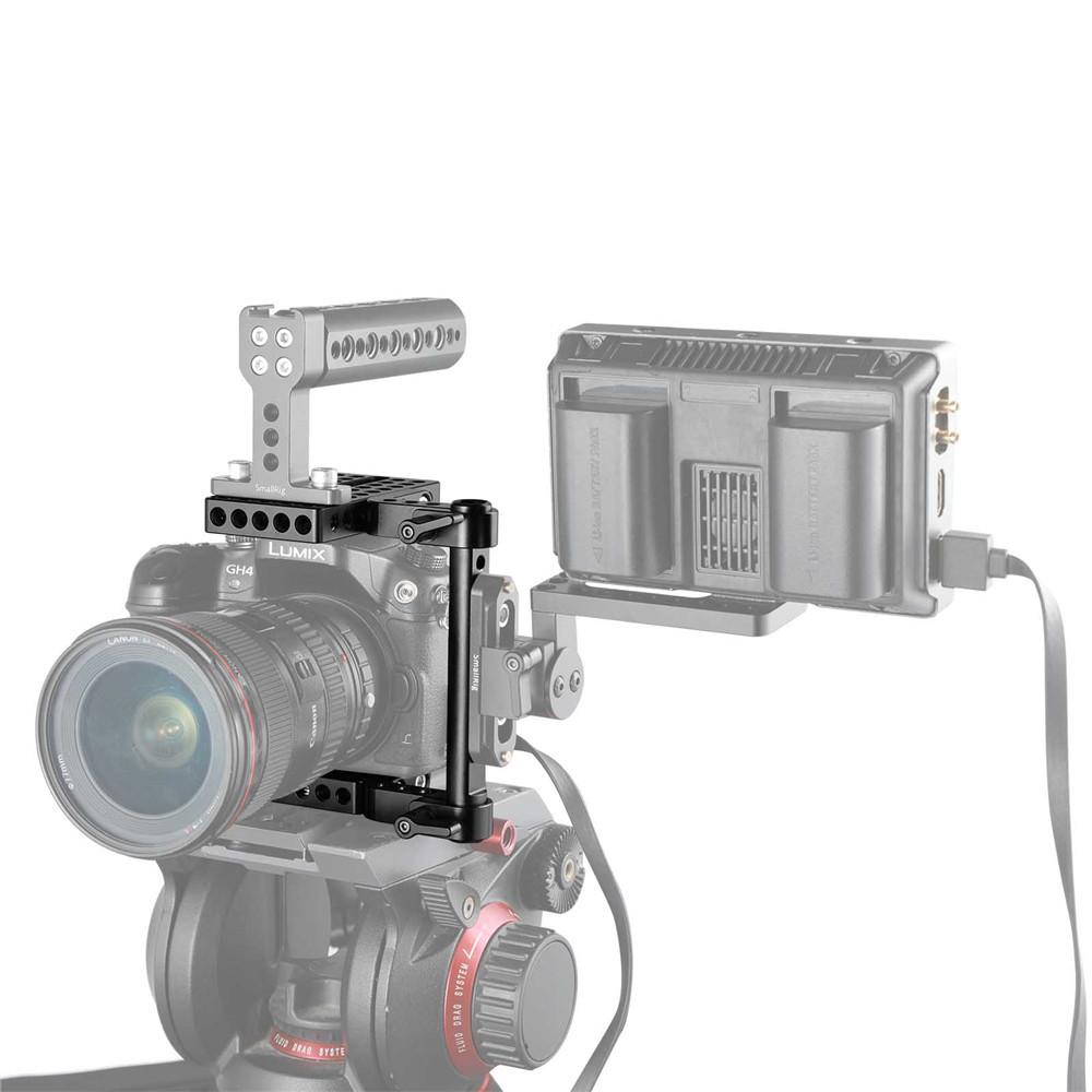 SmallRig VersaFrame Half Cage for Small Size Camera 1658