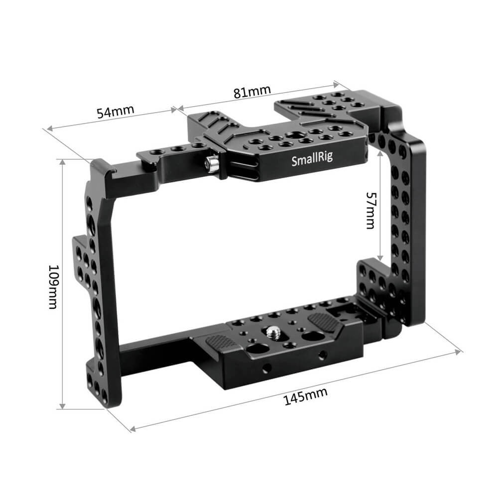 SMALLRIG SONY A7II/A7RII/A7SII/ILCE-7M2/ILCE-7RM2/ILCE-7SM2 Accessory Kit 1696