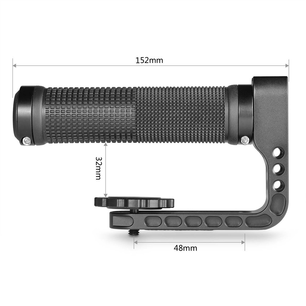 SmallRig Long Lens Carry Handle(Rubber)1701