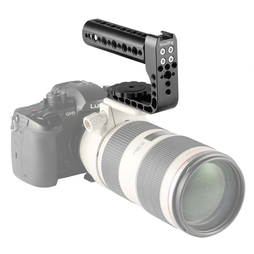 SMALLRIG Long Lens Carry Handle(Cheese) 1732