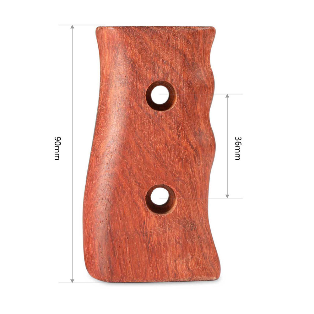 SmallRig Wooden Hand Grip (Right) 1747