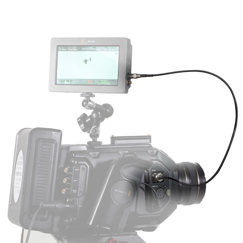 SMALLRIG 100cm Blackmagic Video Assist SDI Cable 1805
