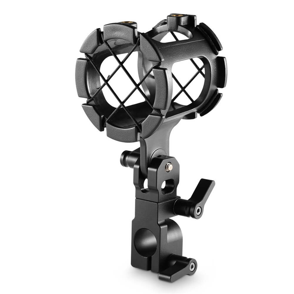 SmallRig Universal Microphone Suspension Shock Mount 1802