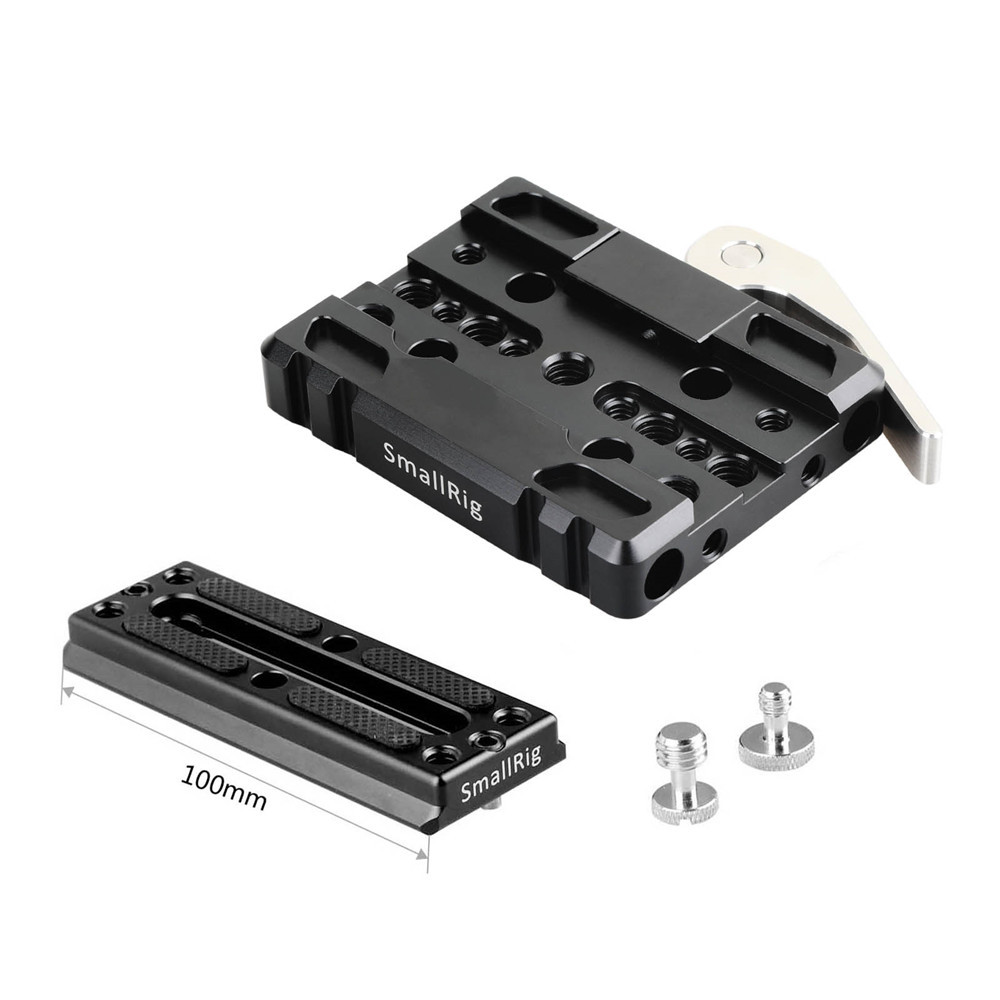 SMALLRIG ARCA Swiss Quick Release Baseplate Pack 1817