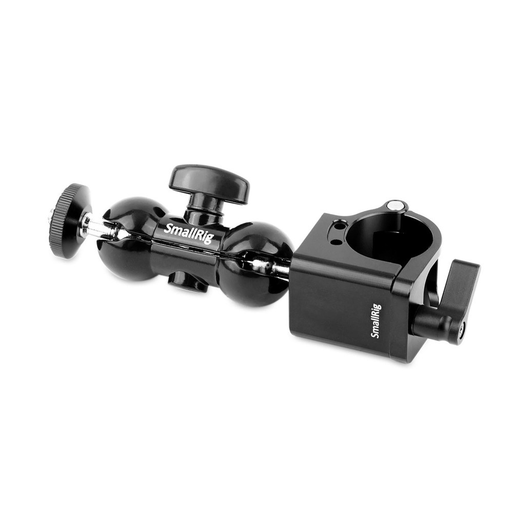 SmallRig Double Ballhead with 25mm Rod Clamp for DJI Ronin MRonin MXFreefly MOVI  1878