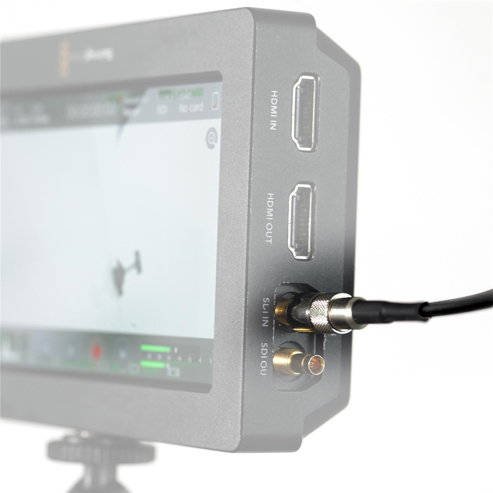 SMALLRIG Blackmagic Video Assist SDI Cable 1804