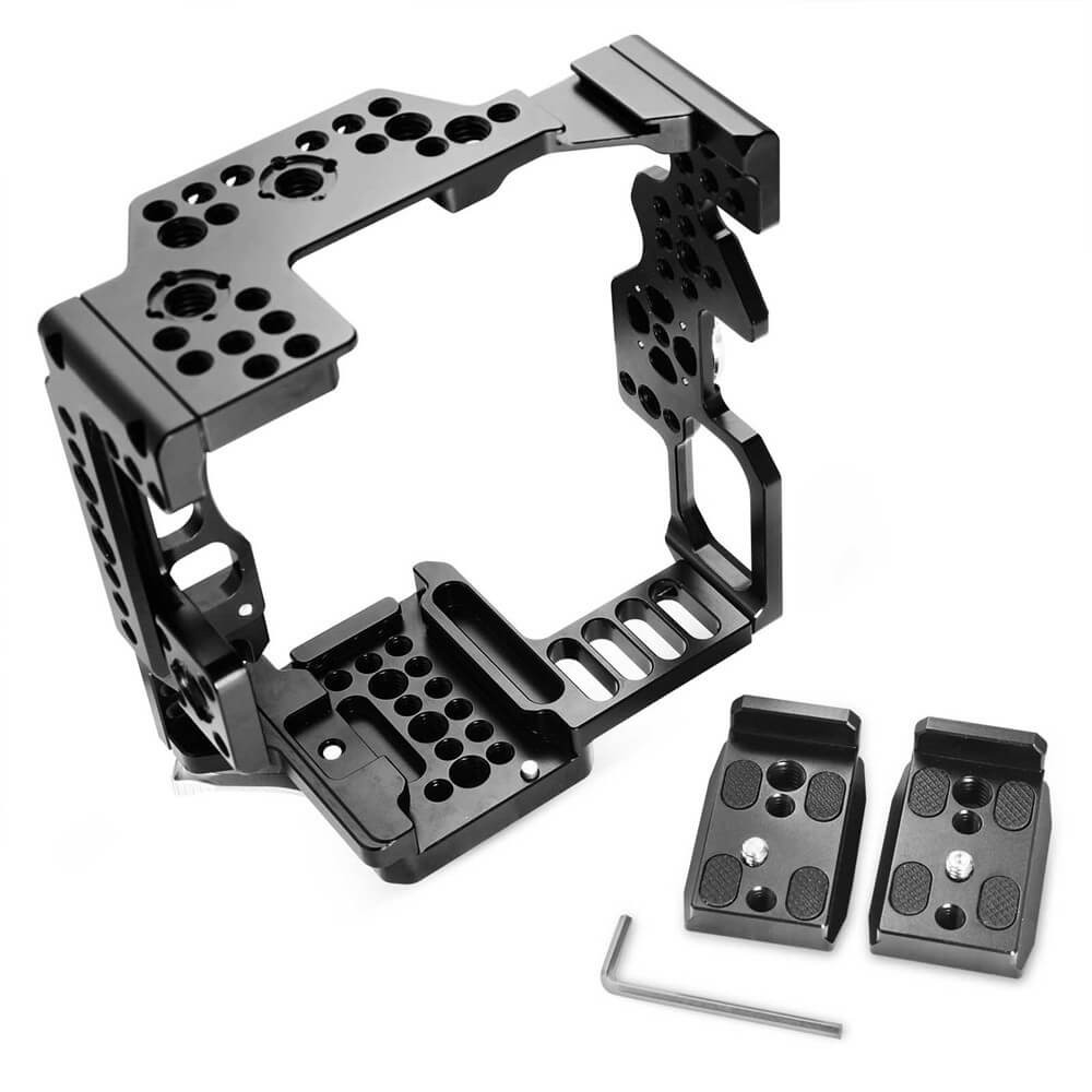 Smallrig Camera Cage For Sony A7ii A7sii A7rii With Battery Grip A7siia7rii 2031