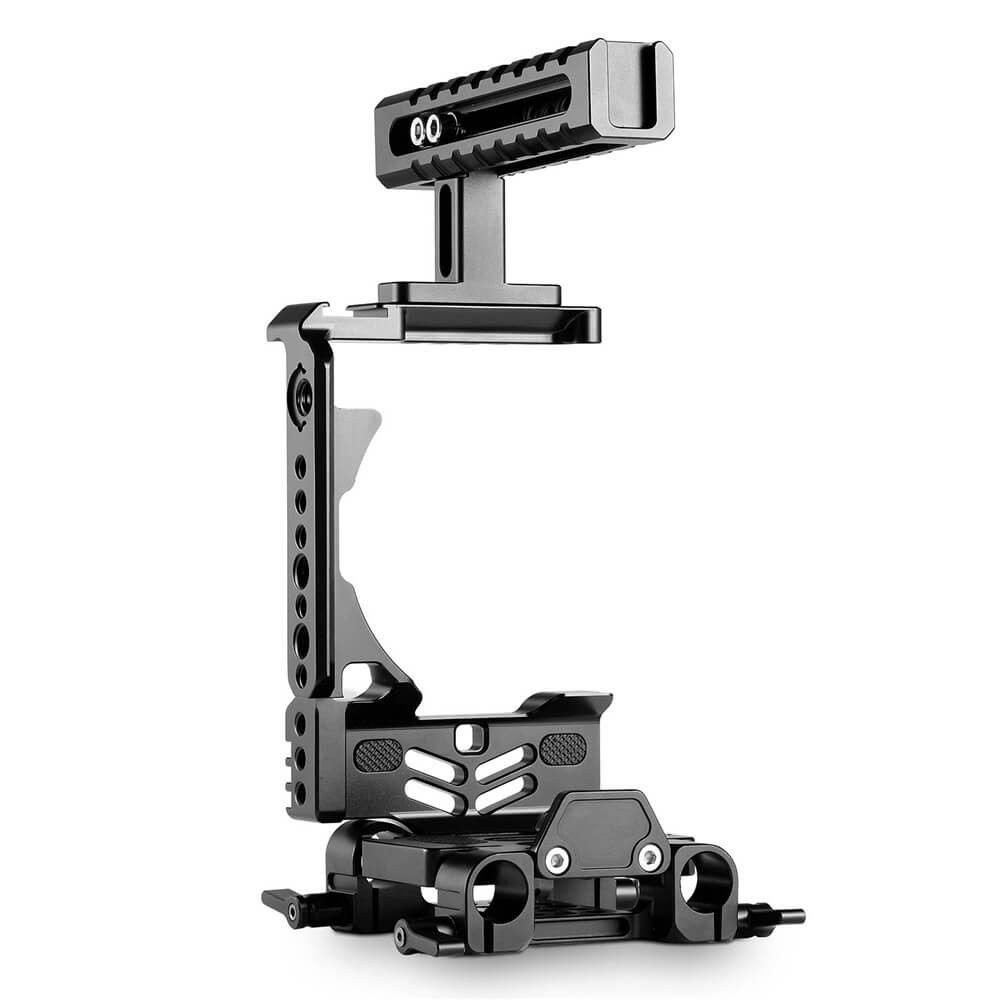 SmallRig Professional Half-cage Kit for Panasonic Lumix GH5 with Battery Grip 2025