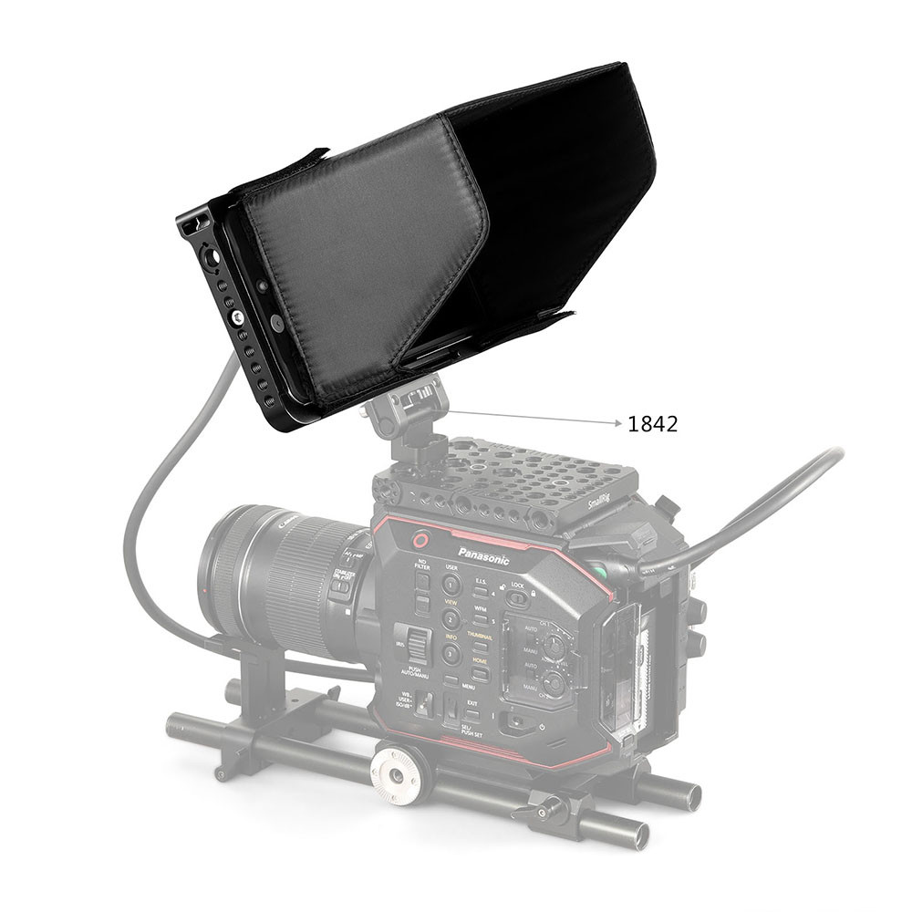 SmallRig Cage for SmallHD 701Lite,702 Lite,702 Bright Monitor 2131