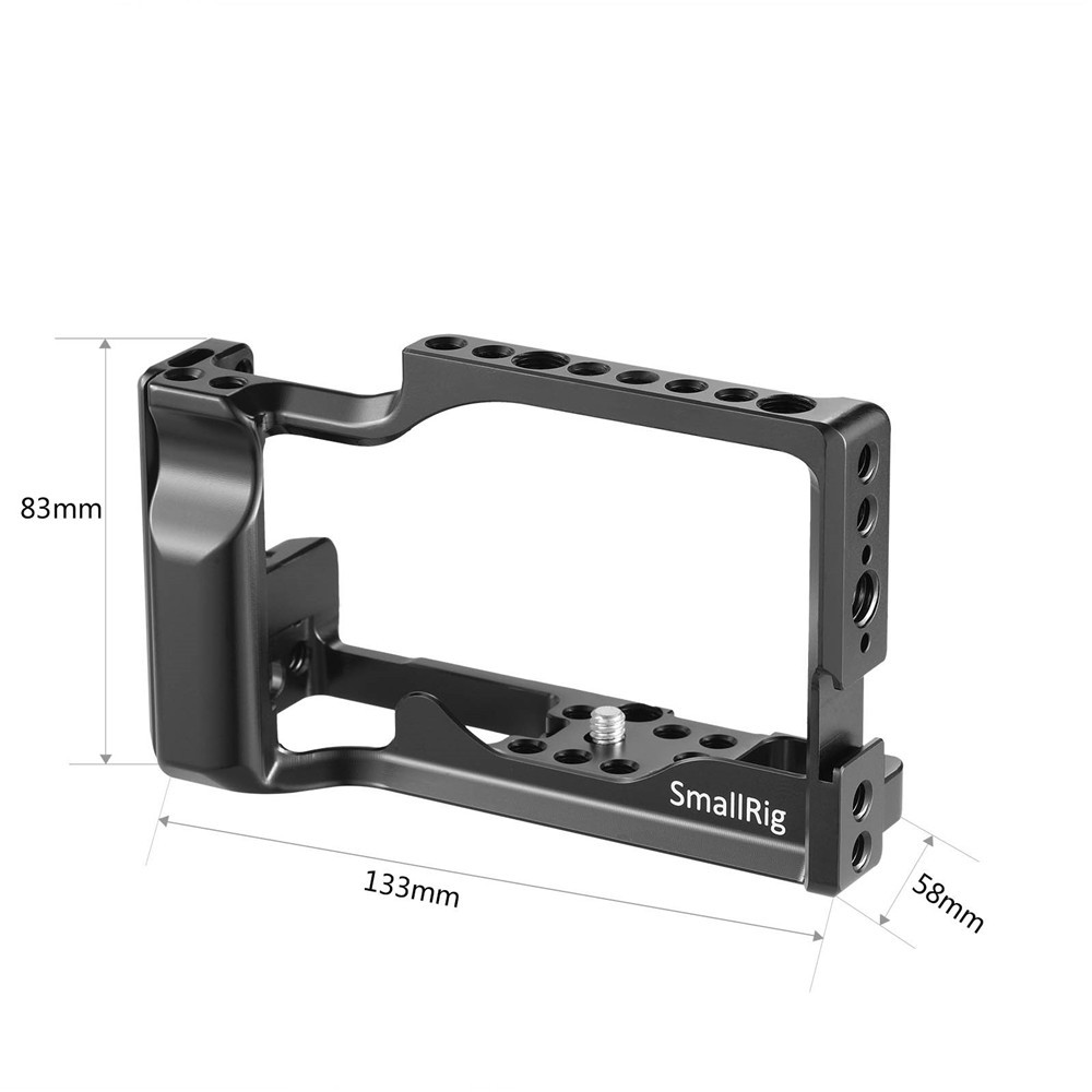 ... SmallRig Cage for Canon EOS M3 and M6 2130 ...