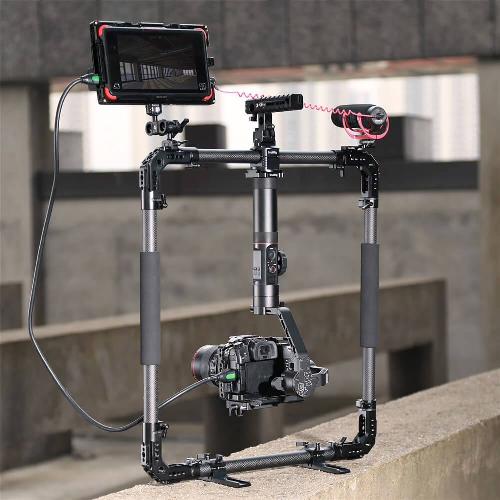 ... SmallRig Handheld Ring for Zhiyun Crane 2/ Crane V2 / Crane Plus Gimbal  2154