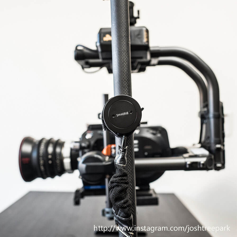 Smallrig Adapter for 25mm Handheld Ring to Ready Rig GS (Pair) 2173