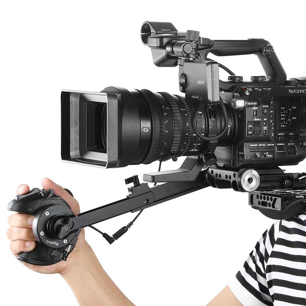 ... SmallRig Sony FS5 Handgrip Adapter with Extension Cable 2192 ...