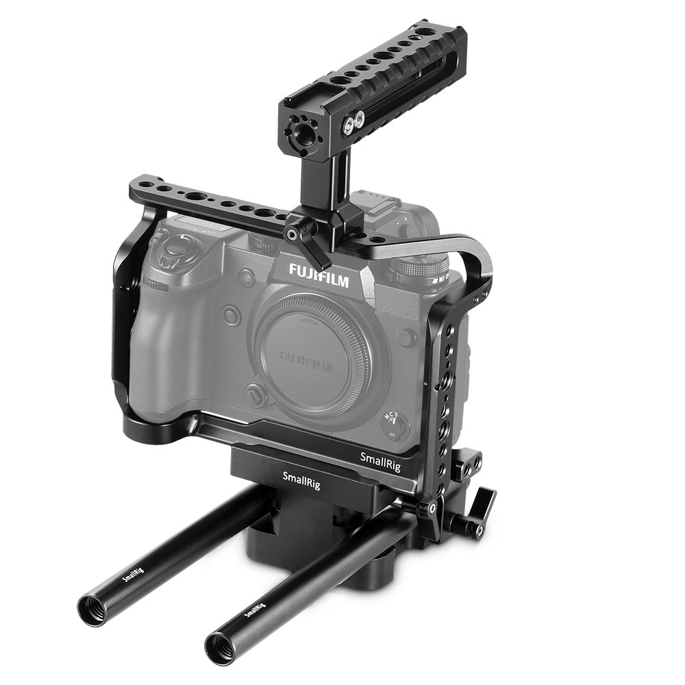 SmallRig Cage Kit for Fujifilm X-H1 2195 ...