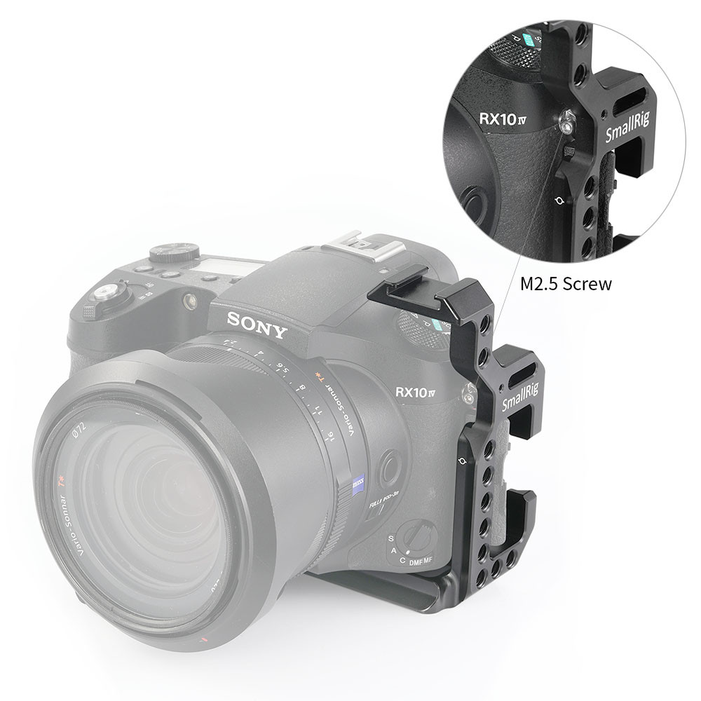 SmallRig L-Bracket for Sony RX10 III IV 2230