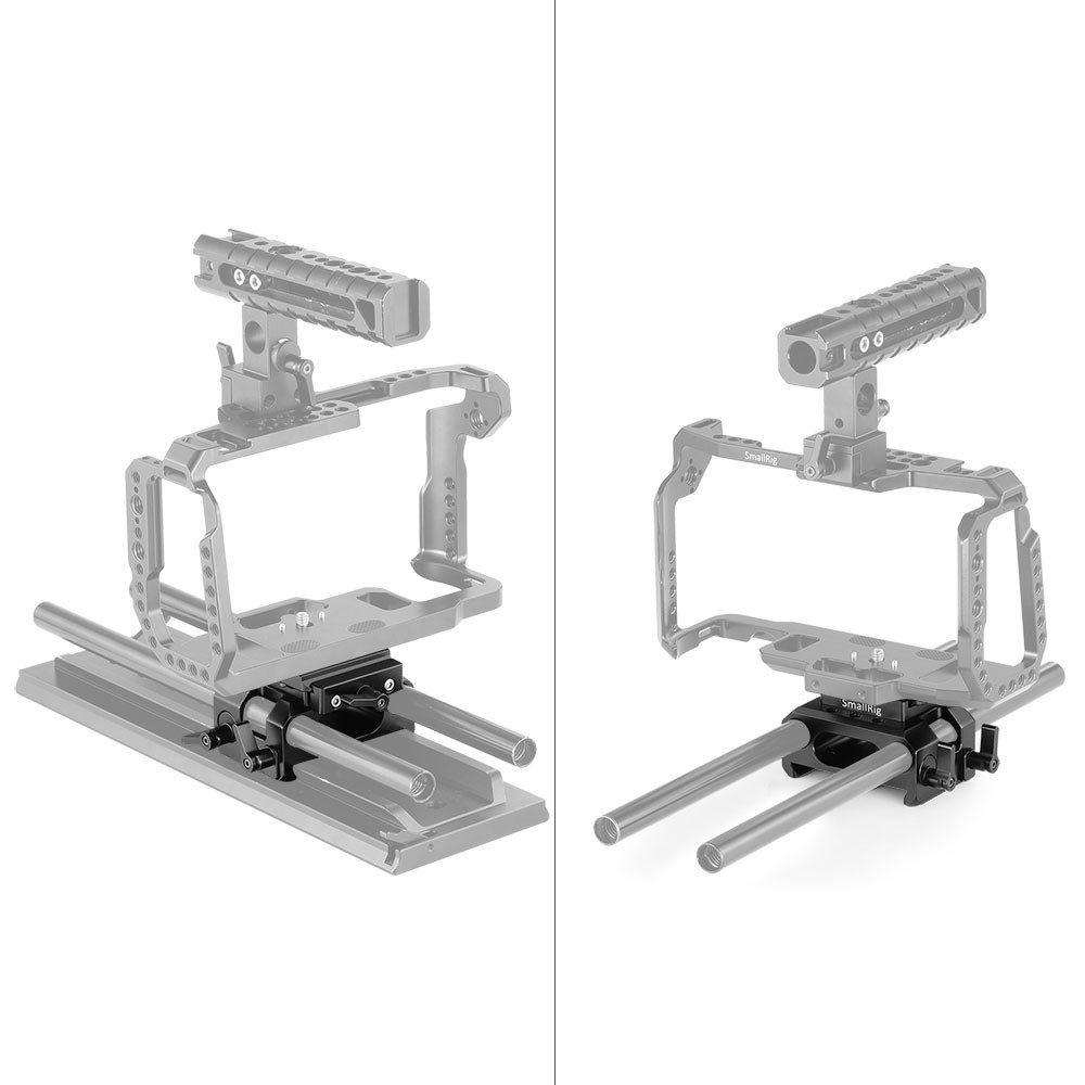 ... SmallRig Baseplate for BMPCC 4K (Arca Compatible) 2261 ...