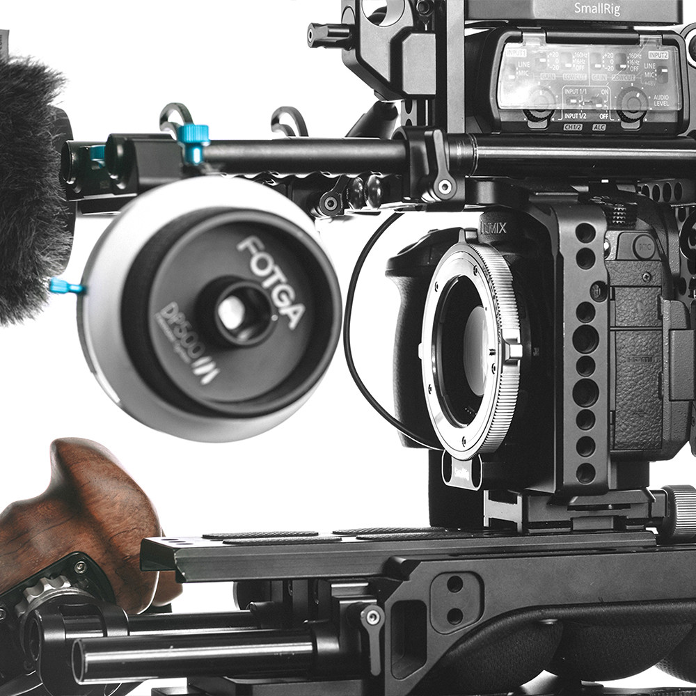SmallRig T CINE Support for Panasonic Lumix GH5/GH5S 2265
