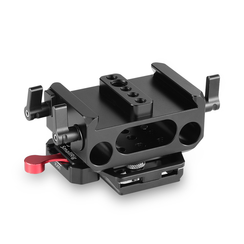 ... SmallRig Baseplate for BMPCC 4K (Manfrotto 501PL Compatible) 2266 ...