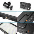 SmallRig 312A On-Camera Led Video Panel Light 891