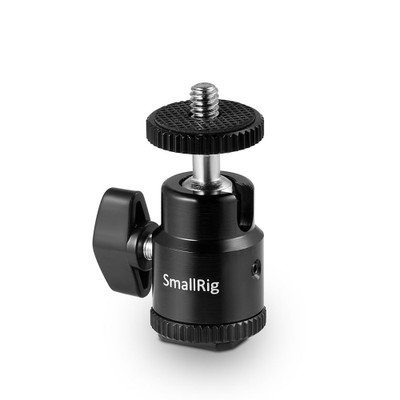 SmallRig Cold Shoe to 14 Threaded Adapter 761