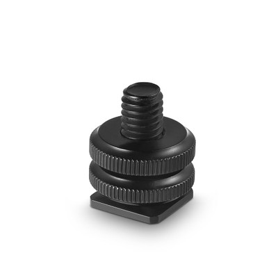 SmallRig Cold Shoe Adapter 38 Inch Screw 1275
