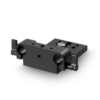SmallRig Baseplate with Dual 15mm Rod Clamp 1797