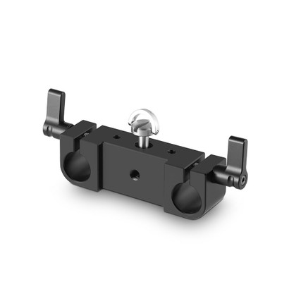SmallRig Dual 15mm Rod Clamp with Threads 1806