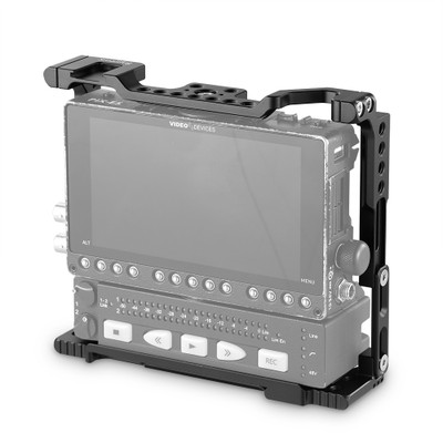 SmallRig Monitor Cage for Video Devices PIX-E5PIX-E5H Monitor 1893