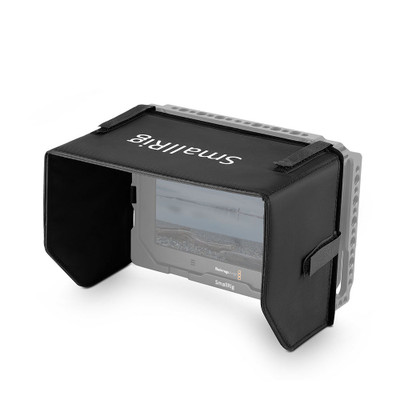 SmallRig 7 Inch Sun Hood for Blackmagic Video Assist 7 Cage 1840