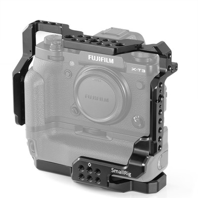 SmallRig Cage for Fujifilm X-T3 Camera with Battery Grip 2229