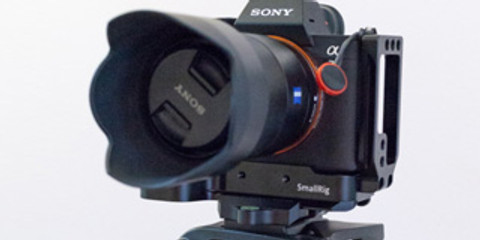SmallRig L-Bracket for Sony A7III/A9