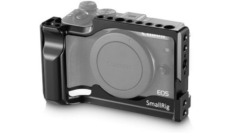 SmallRig Camera Cage for the Canon EOS M6