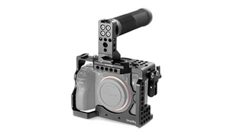 SmallRig Cage for Sony A7r3 / A73 Review