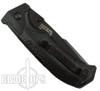 Gerber Edict Combat Folder Knife, Tanto Black Blade