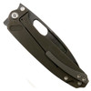 Medford Knife & Tool MK31DV-05AN Infraction Carbon Fiber/Titanium Folder Knife, D2 Vulcan Blade