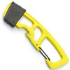 Benchmade 9CB Safety Hook with Carabineer, Yellow