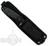 DPx Gear HEFT 4 Assault Knife, Black PVD Coated Niolox Blade
